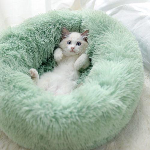 Cat Bean Bag Soft Sleeping Cushion
