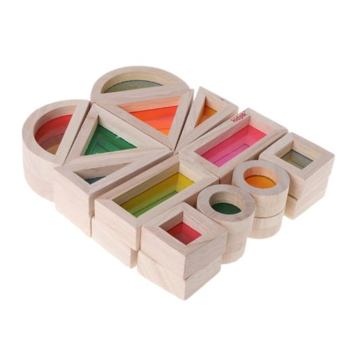 Sensory Blocks Educational Building Blocks