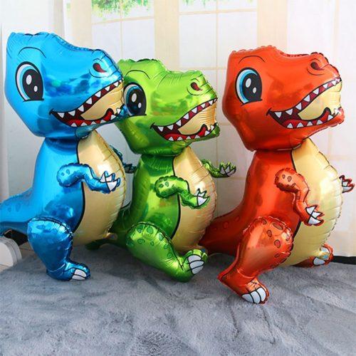 Dinosaur Balloon 3D Foil Balloon