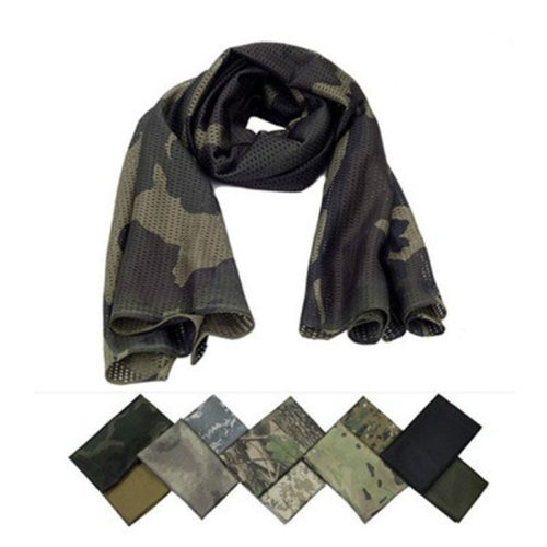 Camouflage Scarf Outdoor Neckerchief