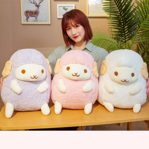 Sheep Plush Cute Animal Stuffed Toy