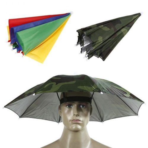 Cap Umbrella Wearable Umbrella