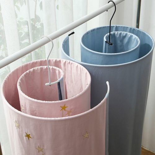 Spiral Hanger Sheets Drying Holder
