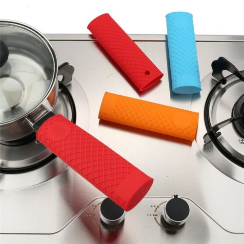 Pot Handle Holder Silicone Cover