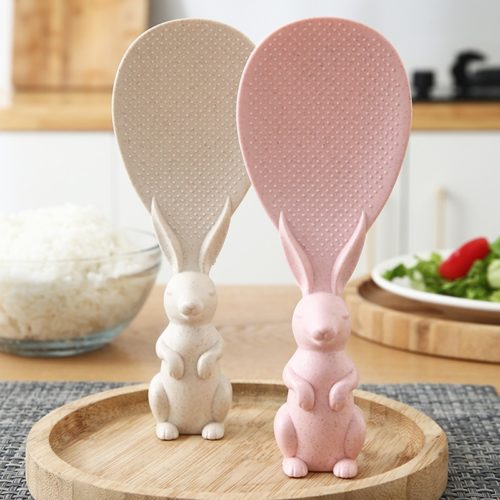 Rice Spoon Rabbit Design Non-Stick Rice Shovel