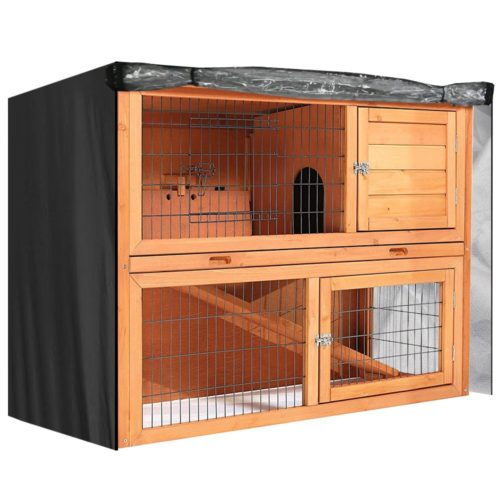 Rabbit Hutch Cover Waterproof Cloth