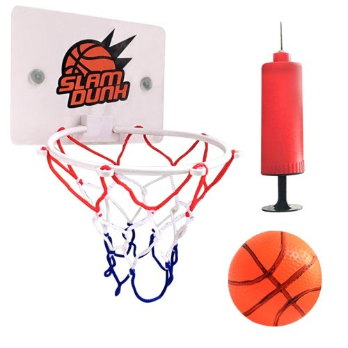 Plastic Basketball Set for Kids