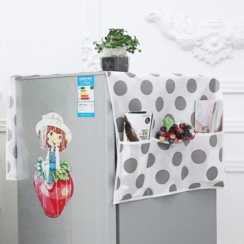 Fridge Top Cover Refrigerator Dust Cover
