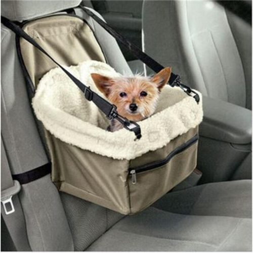 Puppy Car Carrier Pet Travel Basket