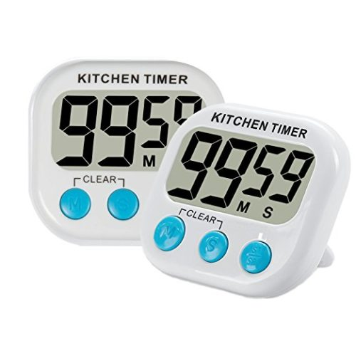 Magnetic Timer Kitchen Alarm