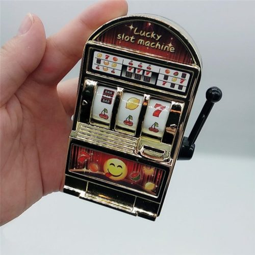 Slot Machine Toy Mini Replica