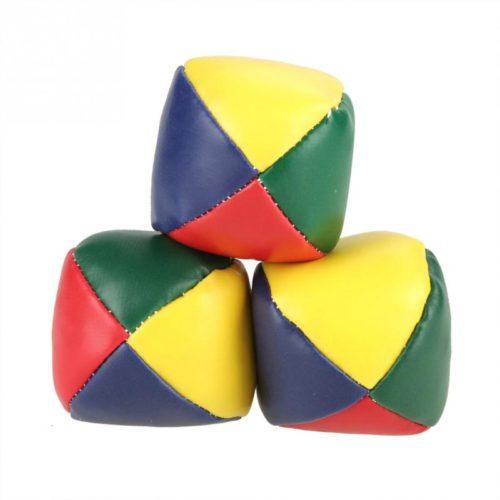 Juggling Balls Colorful Toys (3pcs)