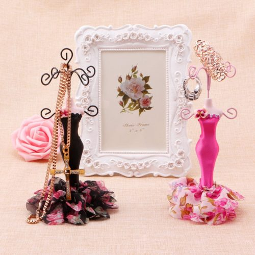 Mannequin Jewelry Stand Accessories Display