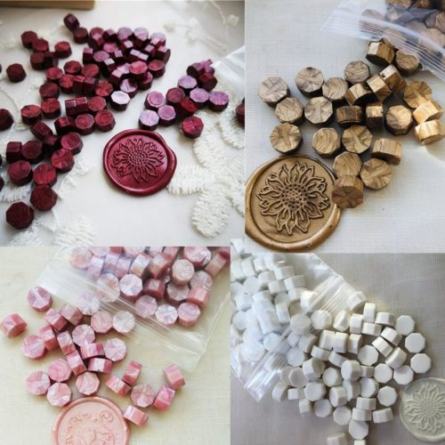 Wax Seal Beads Sealing Tablets (100 Pcs)