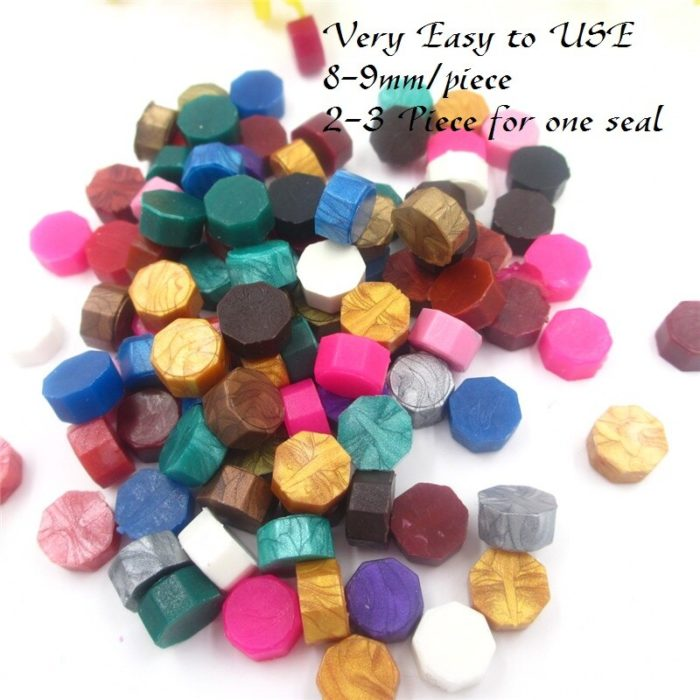 Wax Seal Beads Sealing Tablets (100 Pcs)