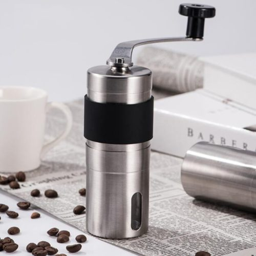 Portable Coffee Grinder Steel Beans Mill