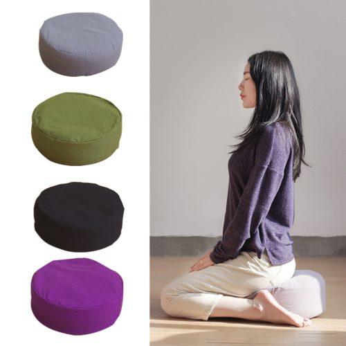 Yoga Cushion Round Floor Pillow