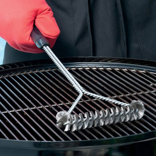 BBQ Grill Cleaning Brush Grill Accessory