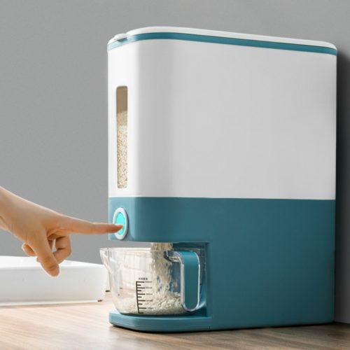Automatic Rice Dispenser 12KG Storage