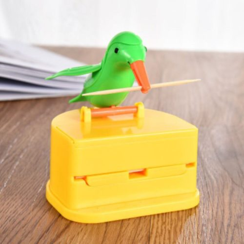 Bird Toothpick Holder Cute Toothpick Dispenser