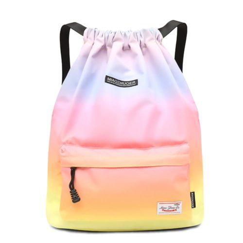 Waterproof Drawstring Backpack Outdoor Bag