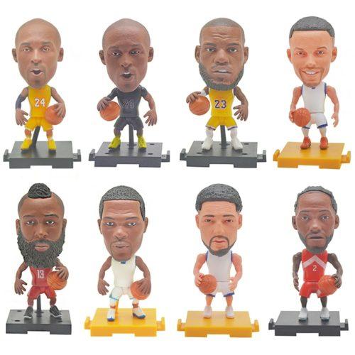 NBA Bobblehead Superstar Dolls