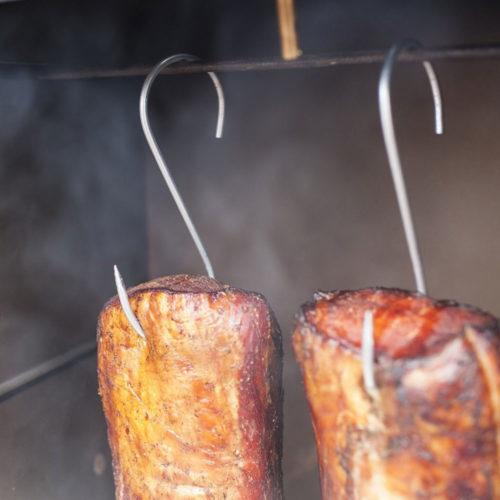 Butcher Hooks Stainless Hooks (5pcs)