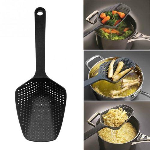 Scoop Colander Strainer Kitchen Tool