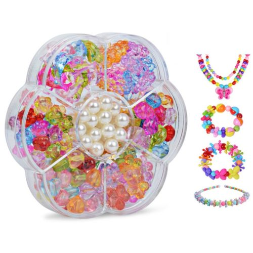 Kids Beads Set DIY Accessories (150pcs)