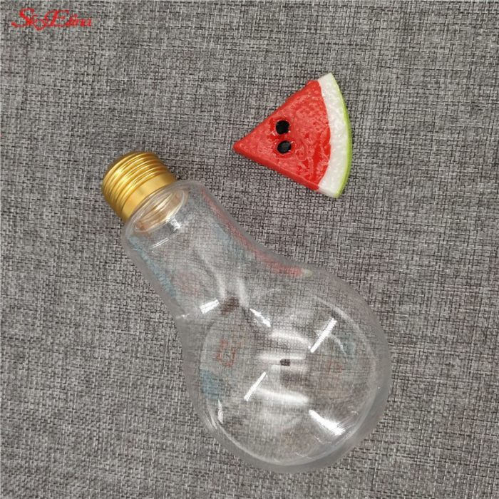 Light Bulb Bottle Multi-Purpose Container