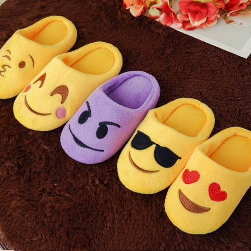 Soft Indoor Slippers for Kids