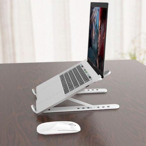 Folding Laptop Stand Non-Slip Holder