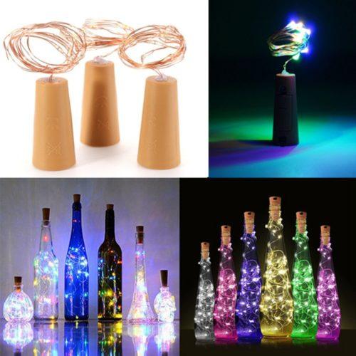 Cork Fairy Lights LED String Light