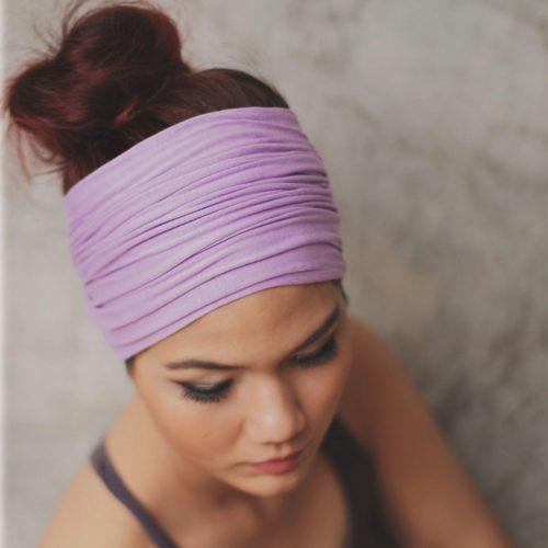 Women Sports Headband Reversible Headwear