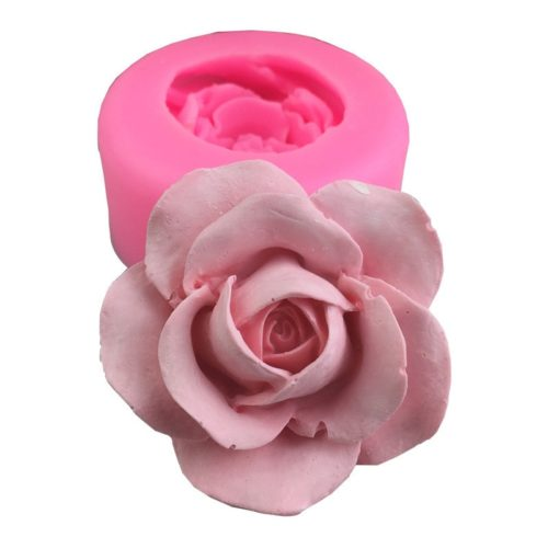 Rose Silicone Mold DIY Tool