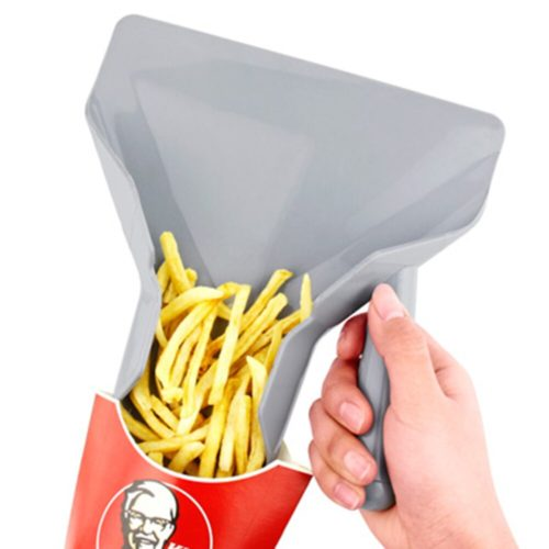 French Fry Scoop Plastic Kitchen Tool