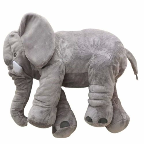 Giant Elephant Baby Pillow Soft Plush