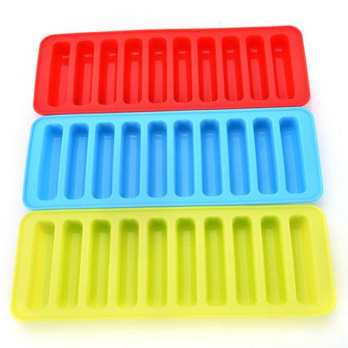 Bottle Ice Cube Tray 10-Hole Molder