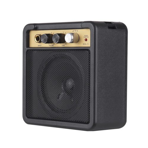 Portable Guitar Amplifier 5W Speaker