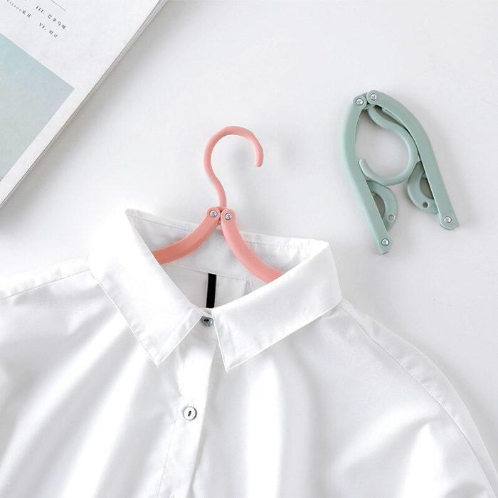 Collapsible Clothes Hangers (8pcs)