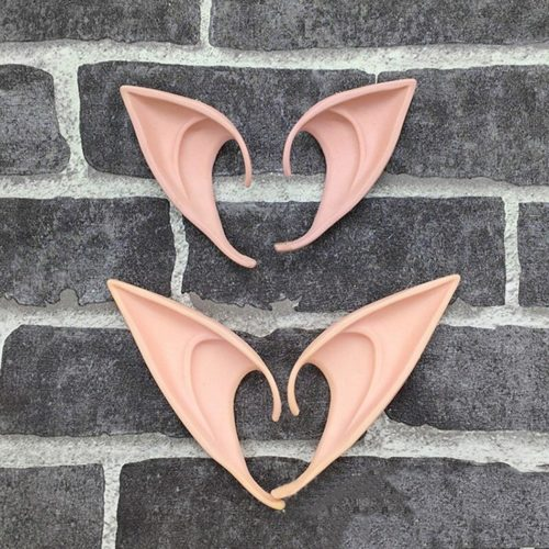 Latex Elf Ears Cosplay Costume Accessory