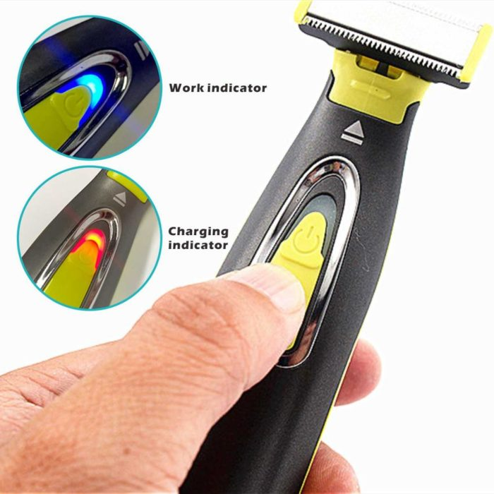 Rechargeable Electric Shaver Cordless Razor