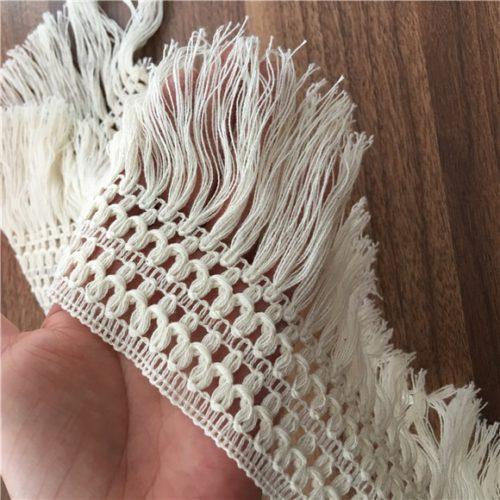 Lace Tassels Stitching Supply