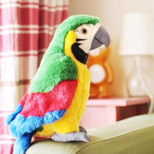 Talking Toy Parrot with Voice Record