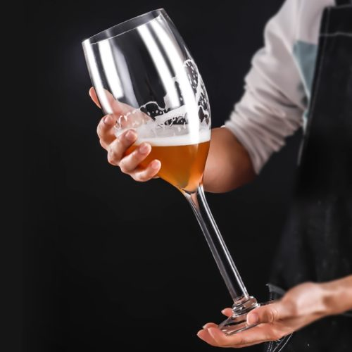 Giant Champagne Glass Party Drinkware