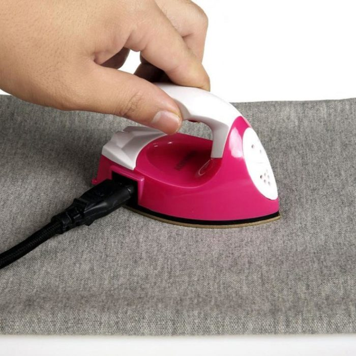 Mini Clothes Iron Electric and Portable