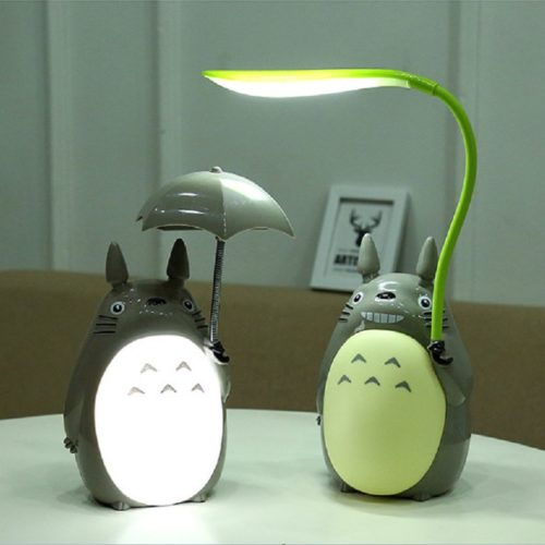 Totoro Lamp Ghibli Night Light