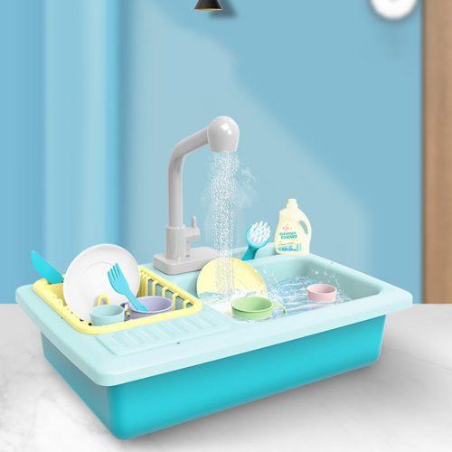 Kitchen Sink Toy Kids Play Set