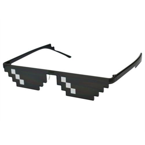 Pixel Sunglasses Funny Eyewear
