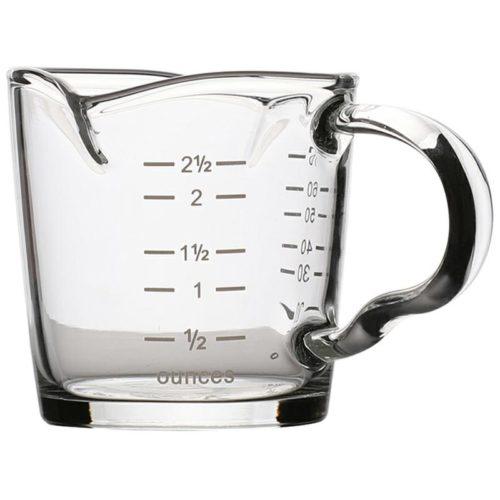 Espresso Measuring Glass 100ml Cup